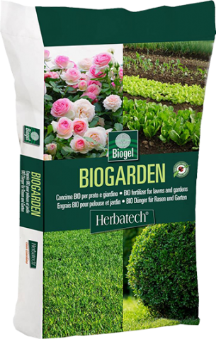concime per prato biogarden