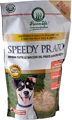 Riparatore istantaneo del prato - Speedy Prato