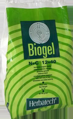 concime per prato biogel 12-40