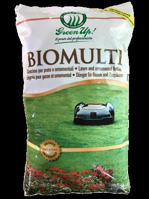 concime per prato biomulti